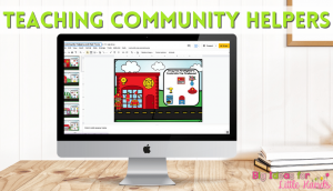 There are many fun and interactive activities you can use when teaching about community helpers