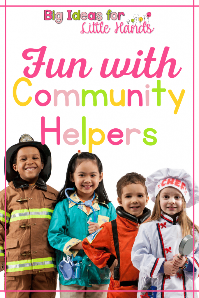 Engage your students with these fun, interactive and engaging activities for teaching about community helpers.